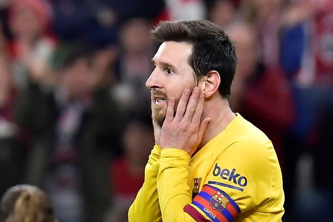 Barcelona still hoping Messi will stay with the club