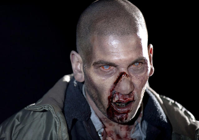 Jon Bernthal as Shane Walsh in AMC's <i>The Walking Dead</i>. (Photo: Gene Page/AMC)