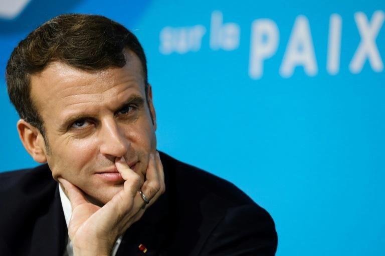 Macron sent shockwaves through Western capitals by warning about the viability of multilateral bodies NATO and the EU
