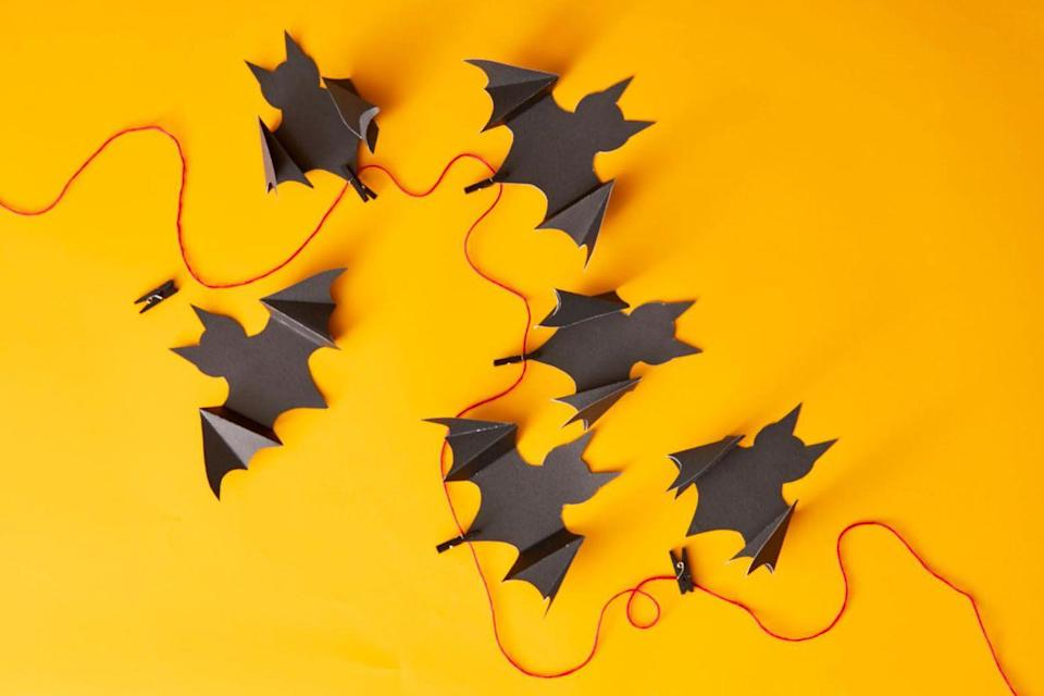 "<p>The main excitement of Halloween — costumes and candy — might not happen until October 31, but that doesn't mean your kids can't celebrate right up until the big day. Sure, <a href=""https://www.goodhousekeeping.com/holidays/halloween-ideas/g238/pumpkin-carving-ideas/"" rel=""nofollow noopener"" target=""_blank"" data-ylk=""slk:carving pumpkins"" class=""link rapid-noclick-resp"">carving pumpkins</a> is fun and all, but there are so many other ways to encourage your kids to explore their creativity during the spookiest season of the year. Start with these Halloween crafts for kids (okay, the whole family) to get your house in the spooky, scary, or sweet spirit. Whether you're prepping for a <a href=""https://www.goodhousekeeping.com/holidays/halloween-ideas/g565/halloween-party-ideas/"" rel=""nofollow noopener"" target=""_blank"" data-ylk=""slk:Halloween party"" class=""link rapid-noclick-resp"">Halloween party</a>, decorating the front porch for trick-or-treaters, or crafting for the fun of it, these simple DIY ideas will make this fall the most creative one yet. </p><p>This October, think beyond jack-o'-lanterns and opt for these kid-friendly Halloween crafts, which highlight some of the season's best including ghosts, bats, spiders, and more creepy-but-cute creatures. To make these quick and easy crafts come to life, check your googly eye inventory ( They're a Halloween staple!) and then head to Amazon or your local craft store to restock. Your little monsters will <em>love</em> 'em. (And if this inspired you to get crafty, try these <a href=""https://www.goodhousekeeping.com/holidays/halloween-ideas/g1566/easy-halloween-craft-ideas/"" rel=""nofollow noopener"" target=""_blank"" data-ylk=""slk:Halloween crafts for adults"" class=""link rapid-noclick-resp"">Halloween crafts for adults</a>.)</p>"