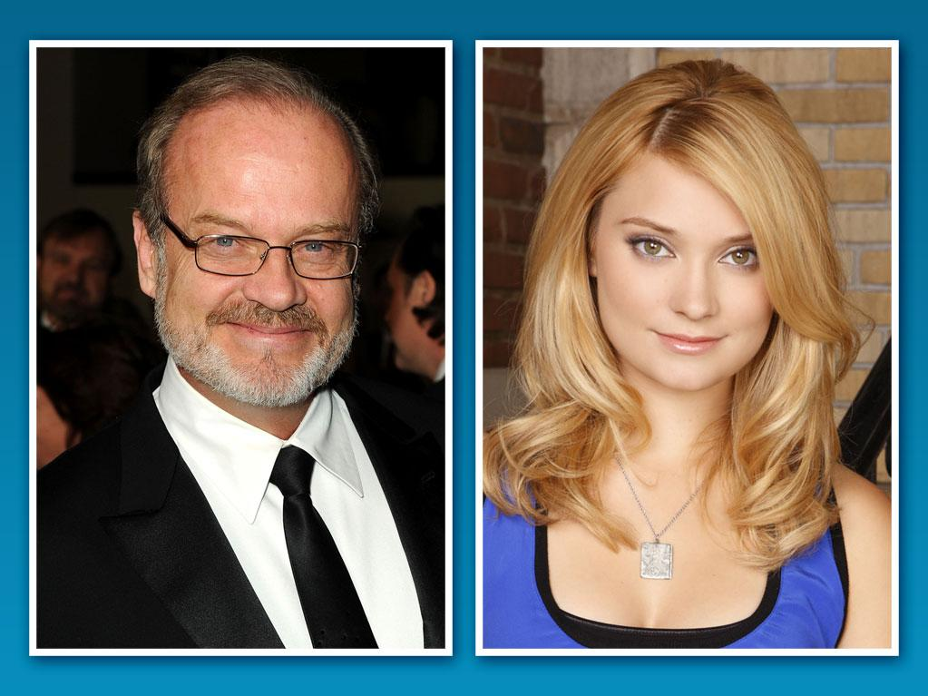 "<strong>Spencer Grammer</strong><br><br> <strong>Famous Family:</strong> Kelsey Grammer, father<br><br> <strong>Breaking Out on TV:</strong> Her dad may have played Frasier Crane for 20 years, but 28-year-old Spencer Grammer's four-season run on ABC Family's ""<a href=""http://tv.yahoo.com/greek/show/40626"">Greek</a>"" isn't too shabby, either. Grammer starred as sorority girl Casey Cartwright until the series ended last year, and now she's busy starting a family of her own: She gave birth to her first child, a son named Emmanuel, last October."