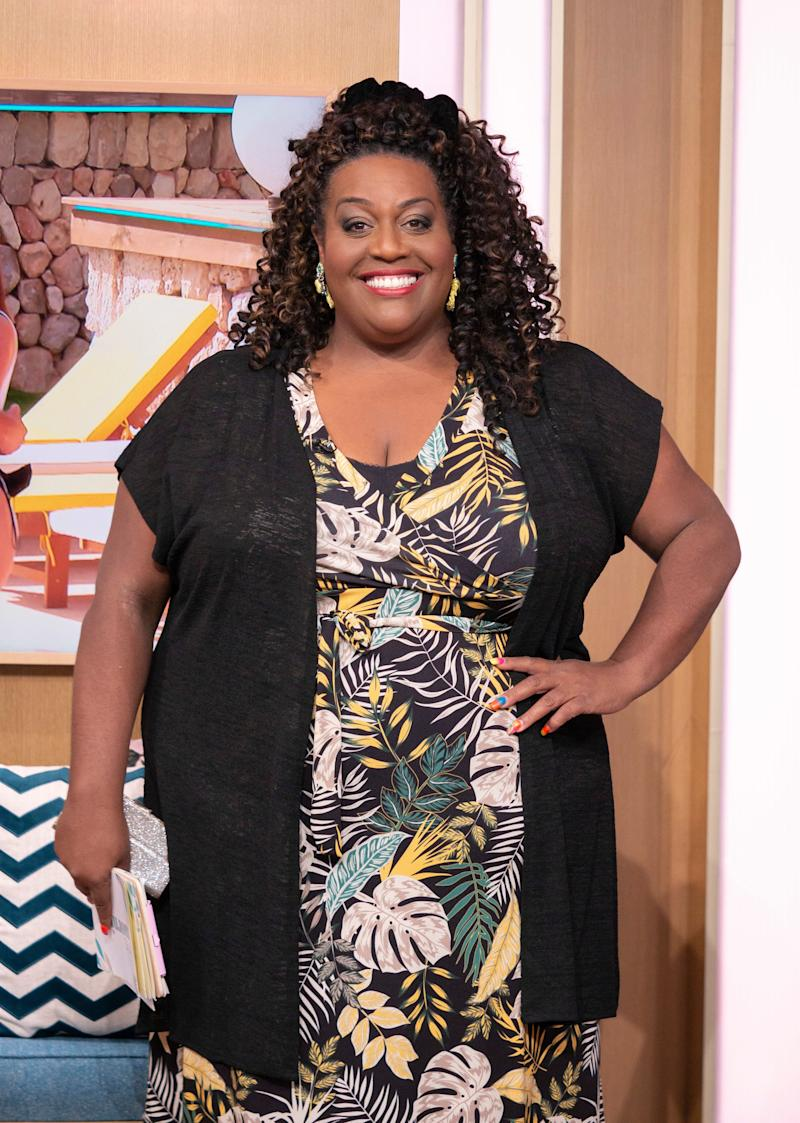 Alison Hammond (Photo: S Meddle/ITV/Shutterstock)