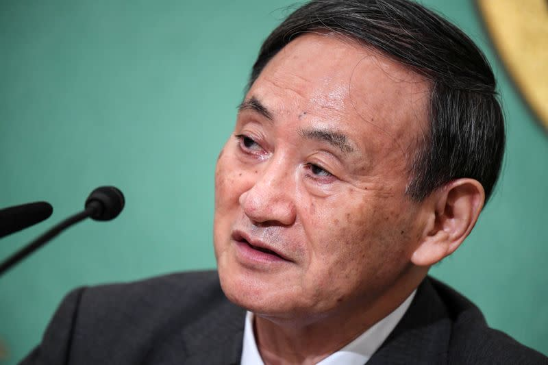 Japan's Suga says could take steps on third extra budget if needed