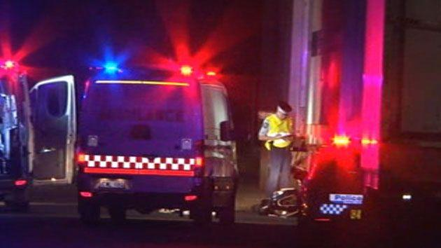 The 13-year-old suffered fatal head injuries and wasn't wearing a helmet. Photo: 7 News