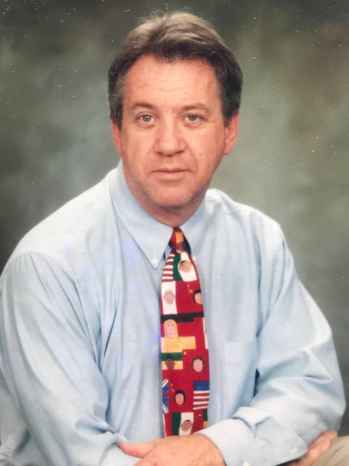 Paul Lucas Jr. died in a shelter for people with special medical needs Sept. 17. He was a longtime teacher in New Hanover County schools.