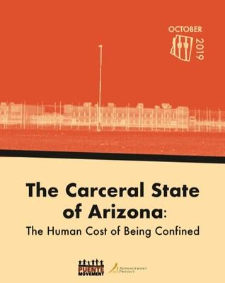 Advancement Projection National Office releases new report detailing the inhumane conditions inside an ICE-detention facility.