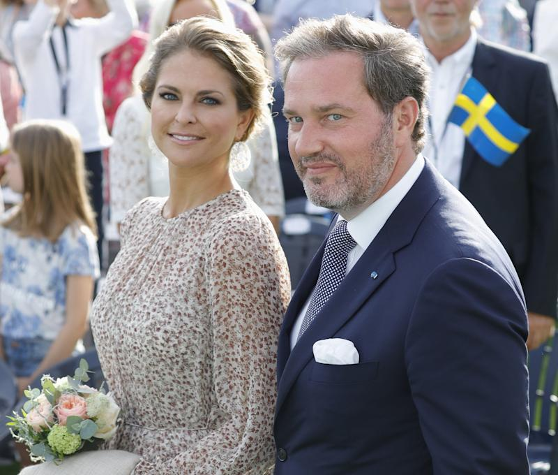 A New Royal Baby Has Arrived! Princess Madeleine Of Sweden