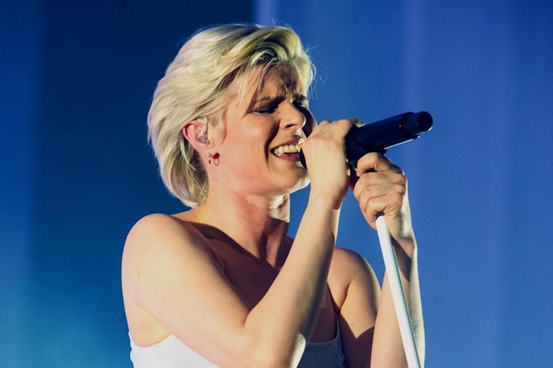 Robyn (Matthew Baker/Getty Images)
