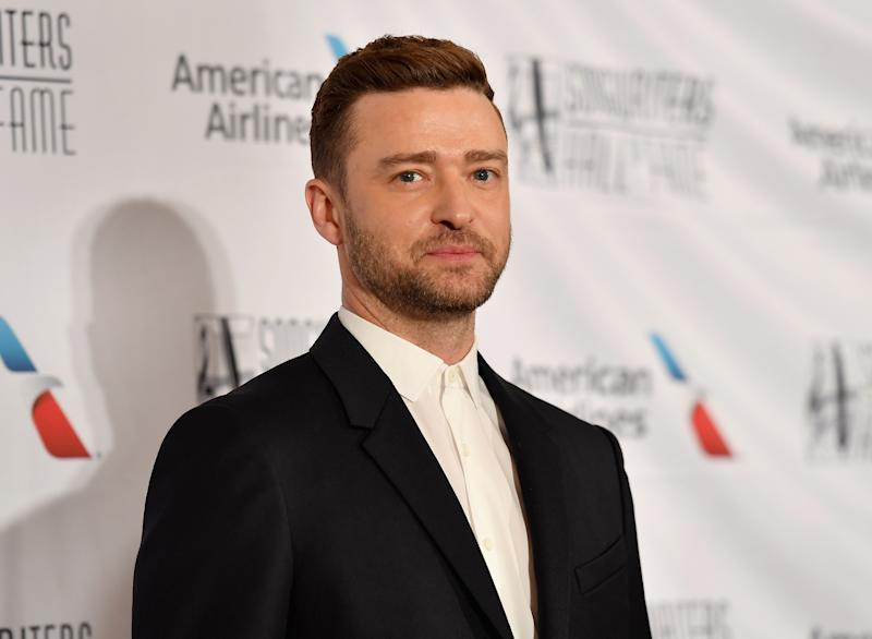 Justin Timberlake (Foto: Angela Weiss/AFP via Getty Images)