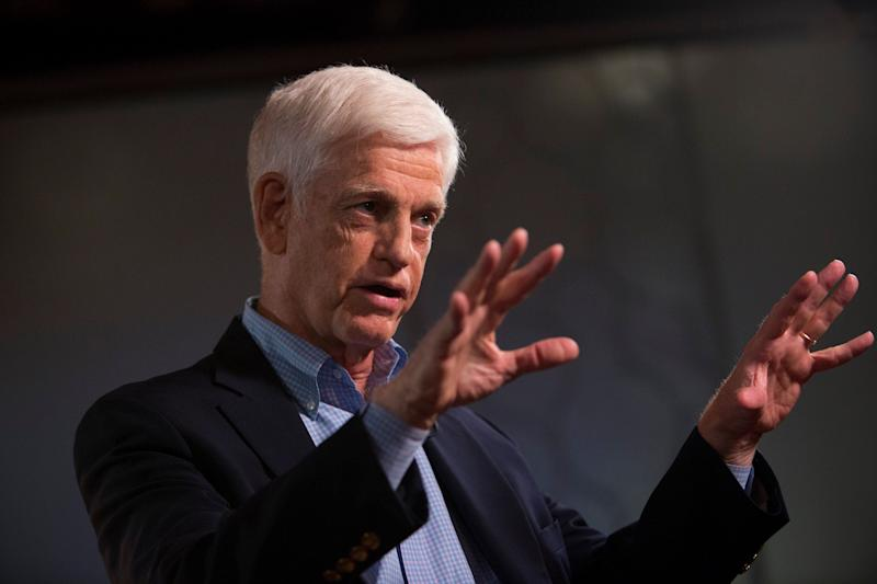 Mario Gabelli explains why 'most analysts don't understand taxes. (Photographer: Scott Eells/Bloomberg via Getty Images)