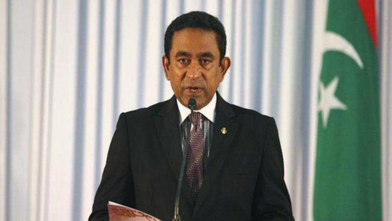 Maldives' Supreme Court Upholds Ruling President Abdulla Yameen's Election Defeat