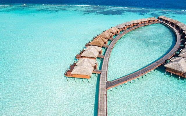 The Maldives recorded more than 1,000 new infections in the past week - Getty