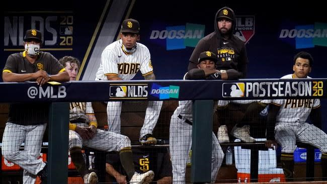 Tatis, Padres have to wait till next year as Dodgers sweep