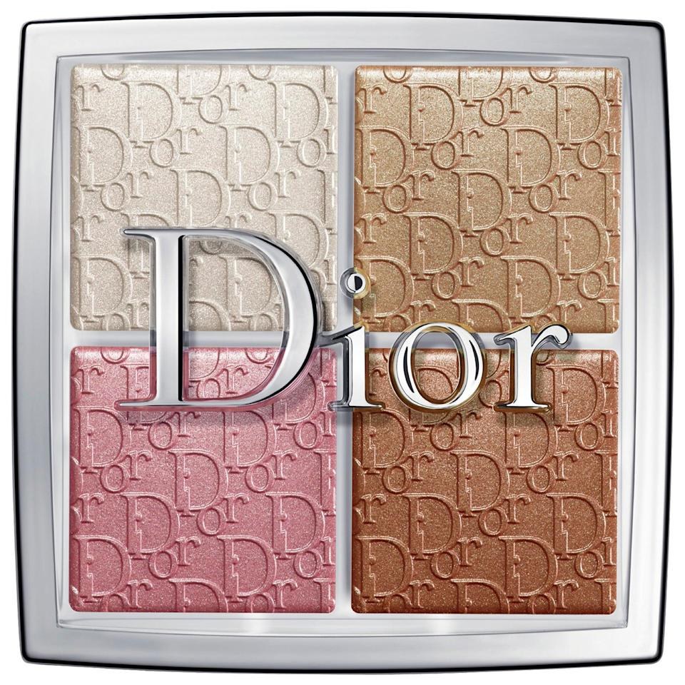 <p>For a luminous face you can wear everyday, this <span>Dior BACKSTAGE Glow Face Palette</span> ($) is a necessity. It includes two blush shades and two radiant highlighters. Make sure to check out the customer swatches.</p>