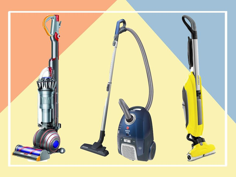 Choose between cylinder or upright machines (The Independent)