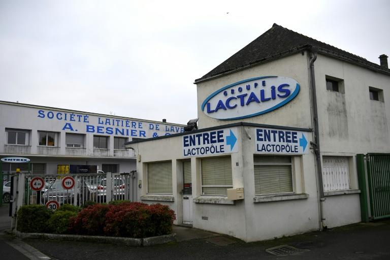 French supermarkets admit to selling salmonella contaminated Lactalis products after recall