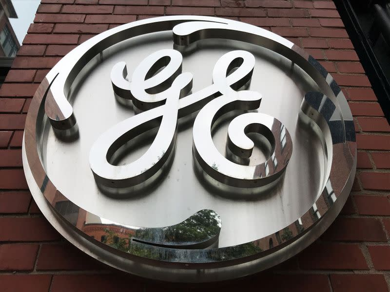 GE pulls forecast on coronavirus, but backs first-quarter cash flow