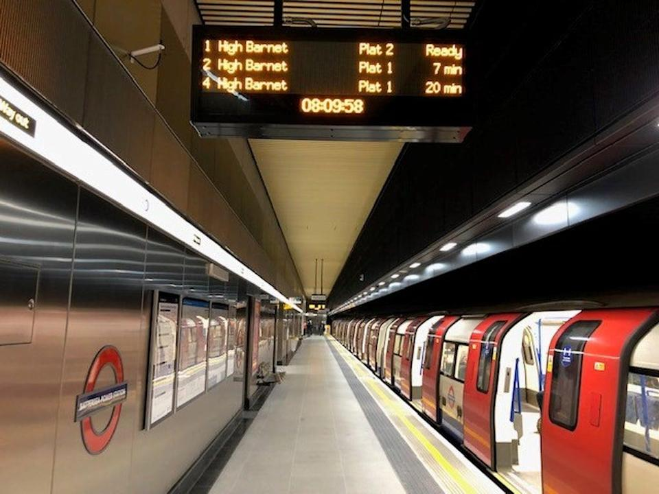 Station to station: The Northern line now connects to Battersea Power Station (Ross Lydall)