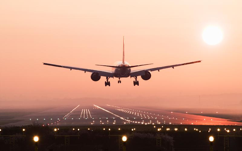 Which airlines have spent their history landing plane after plane without incident? - This content is subject to copyright.