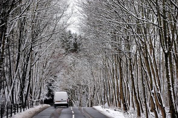 Snow, sleet and freezing temps set for the weekend