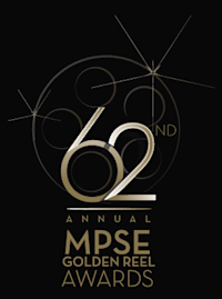 MPSE-62nd Golden Reel Awards logo