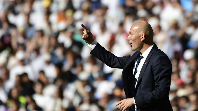 It depends on someone else - Zidane coy on Real Madrid future after derby disappointment