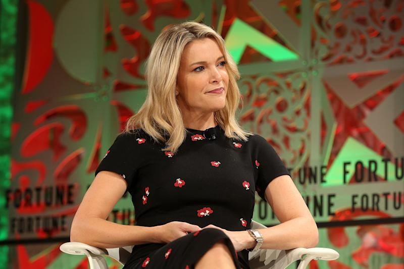 Megyn Kelly's morning show is reportedly over because of her blackface comment. More