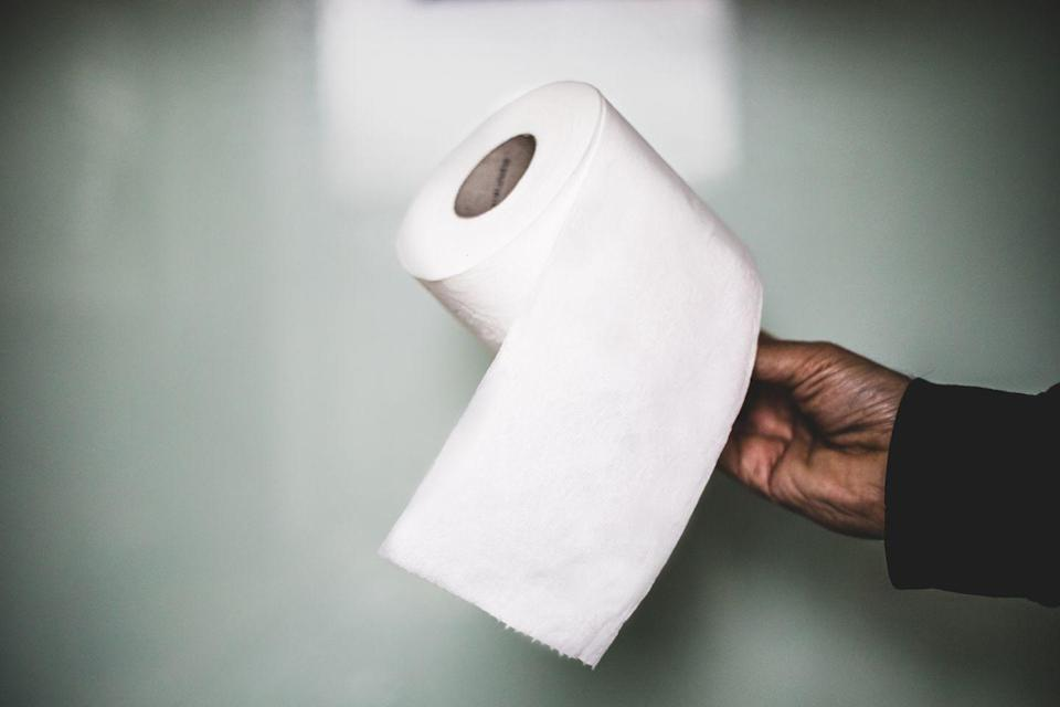 <p>There's no shame here. Sometimes you've got a long run out in the country and you know there won't be a bathroom around, so you have to plan ahead. We carry a little TP so we can avoid foraging for leaves.</p>