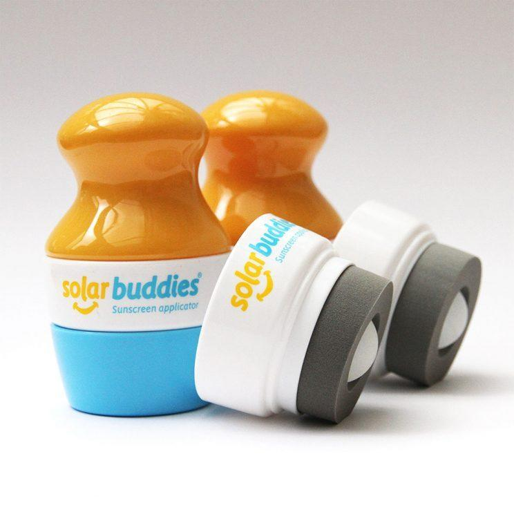 The U.K.'s Solar Buddies is designed for children to apply sunscreen without the help of an adult. (Photo: Solar Buddies)
