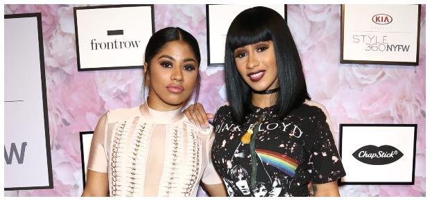 Cardi B Younger: Cardi B Is Convinced Her Baby Looks Like Her Younger Sister