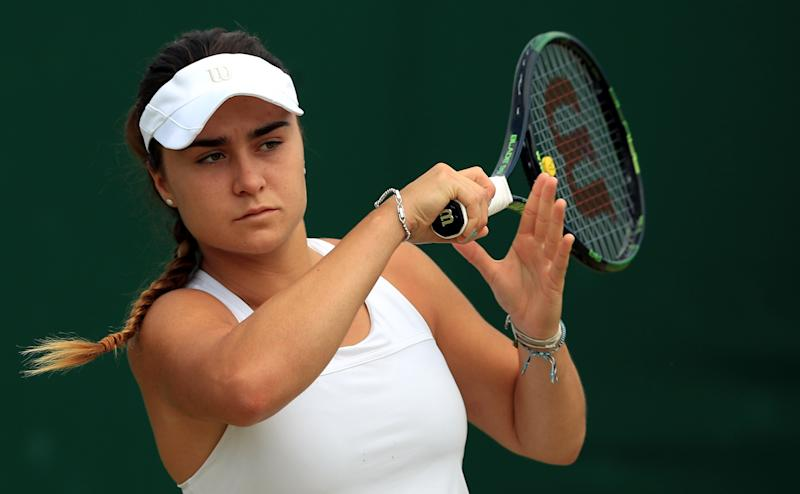 Police to investigate teen Taylor 'poisoning' at Wimbledon