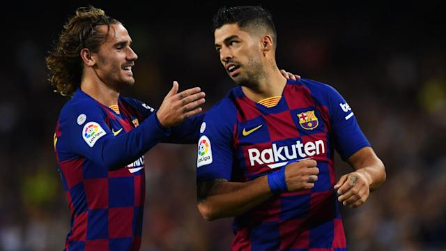 The France international failed to make an impact on Barcelona's opening Champions League match at the Bundesliga runners-up
