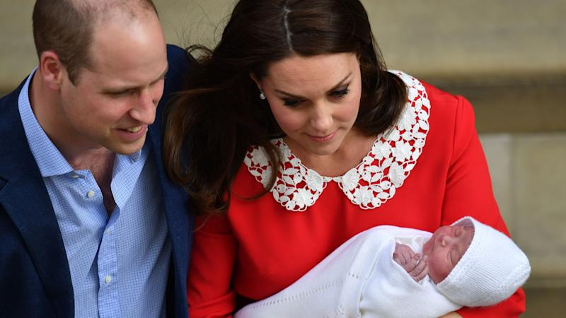 Prince Louis prepares to celebrate his first birthday
