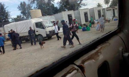 Manus Island Refugees In Need Of Medical Attention After Police Operation