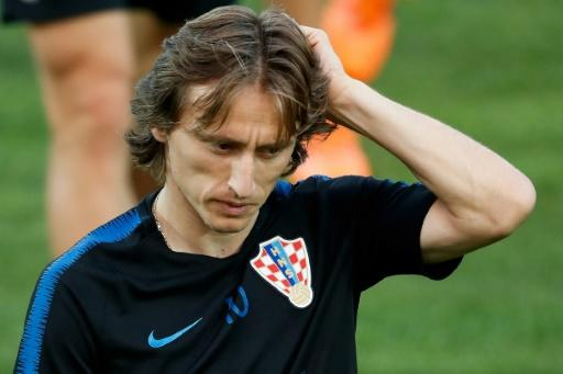 Can Luka Modric and Croatia rouse themselves for one last effort in Sunday's final?