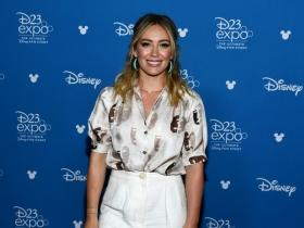 Feel pressure of returning to Lizzie McGuire: Hilary Duff