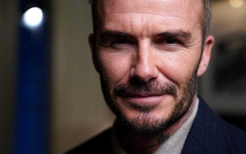 David Beckham's family and friends are expected to contribute to the programme - Reuters