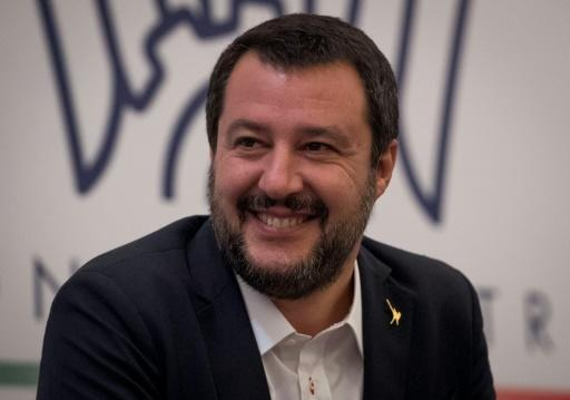 Italian Interior Minister Matteo Salvini launched a tirage against the EU during his visit to MoscowMore