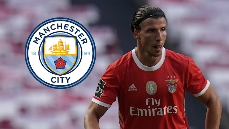 Manchester City reach £62m agreement with Benfica over Dias move with Otamendi set to join Portuguese side