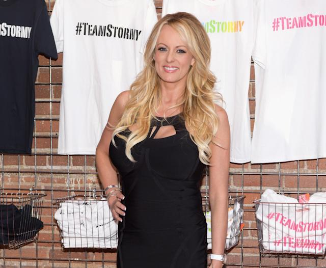 Stormy Daniels was reportedly arrested July 11. (Photo: Tara Ziemba/Getty Images)