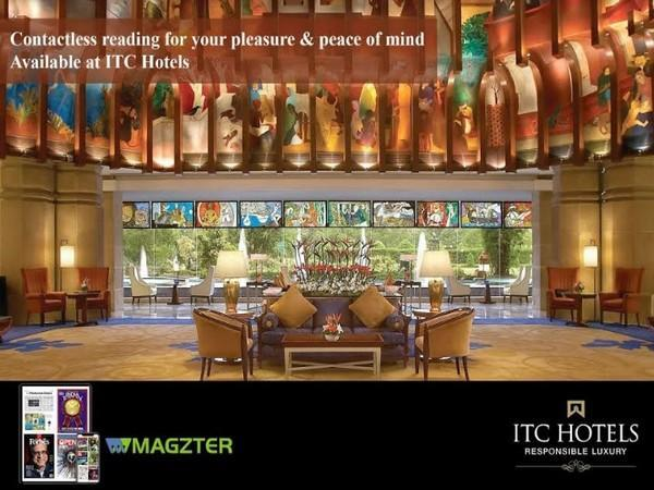 ITC Hotels partners with Magzter to delight guests with unlimited digital content
