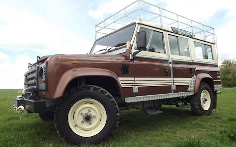 Land Rover 110 Station Wagen (1983)