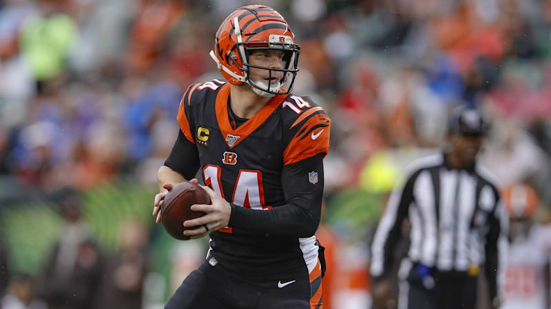 The Cincinnati Bengals say goodbye to longtime quarterback Andy Dalton