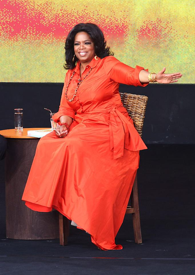 "<p class=""MsoNoSpacing""><span>Not everyone is excited about entering into their 50s. But when Oprah Winfrey hit the big 5-0 in 2004, the talk show host raved about it in an article for her <em>O</em> magazine. ""What I've learned in this first 50 is that if you can allow yourself to  breathe into the depth, wonder, beauty, craziness, and strife—everything that  represents the fullness of your life—you can live fearlessly,"" wrote the now  58-year-old, who ended ""The Oprah Winfrey Show"" last May after 25  seasons. ""</span><span>All these years I've been taking lessons from life experiences and feeling like I was growing into myself. Finally, I feel grown.""</span></p>"