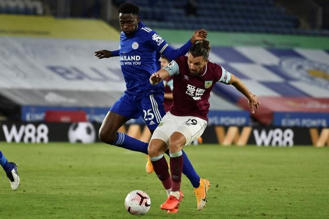 Injured Ndidi could miss next 3 months for Leicester