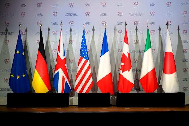 What Does the G7 Stand For?