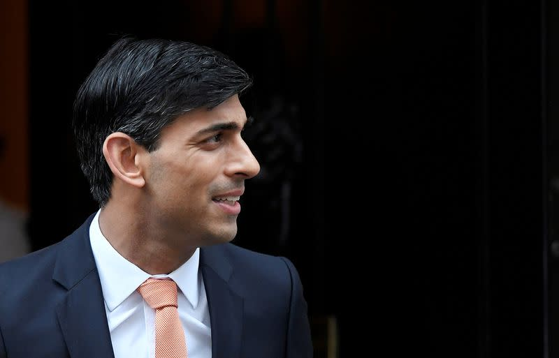 Finance minister Sunak under Downing Street pressure to ease fiscal rules in budget - Financial Times