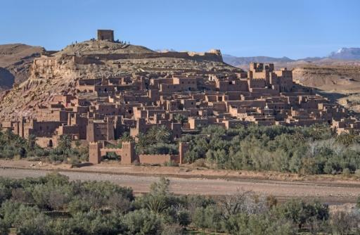 """The town served as the fictional Yellow City of Yunkai in the """"Game of Thrones"""" series"""