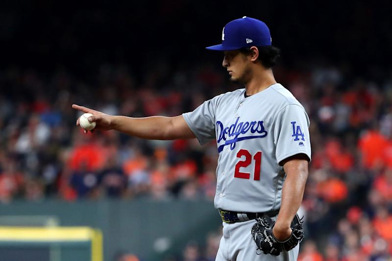 Yu Darvish reportedly didn't move quick enough on the Yankees' $160 million offer. (AP)