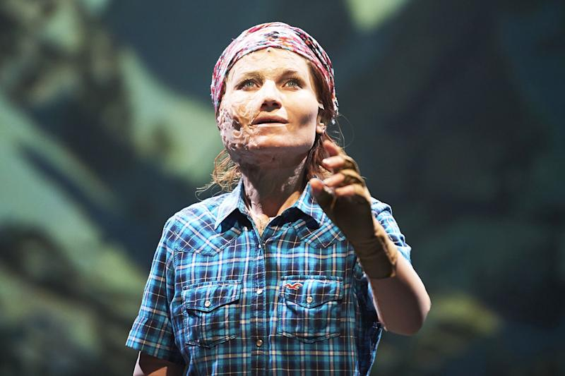 Research: Kate Fleetwood as Jess: Geraint Lewis/Rex